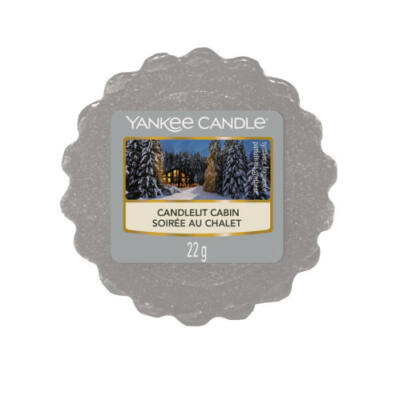 Candlelit Cabin Tarts® mini viasz