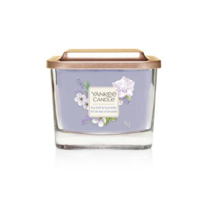Sea Salt & Lavender kis üveggyertya