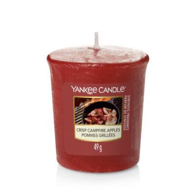 Crisp Campfire Apples mintagyertya