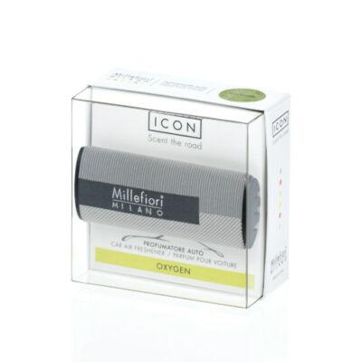 Oxygen Icon Textile Geometric autóillatosító