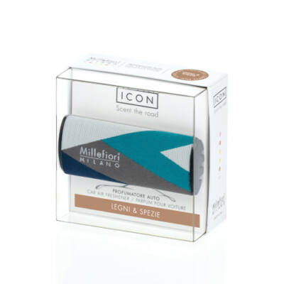 Legnie e Spezie Icon Textile Geometric autóillatosító