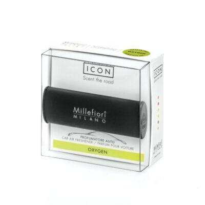 Oxygen Icon Classic Black autóillatosító