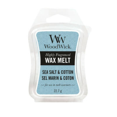 Sea Salt & Cotton mini viasz