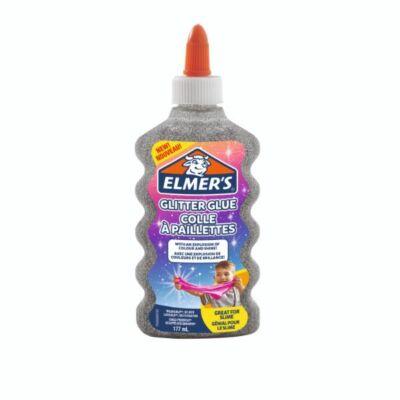 Elmer's glitteres ragasztó lila 177 ml