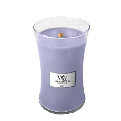 Lilac nagy üveggyertya
