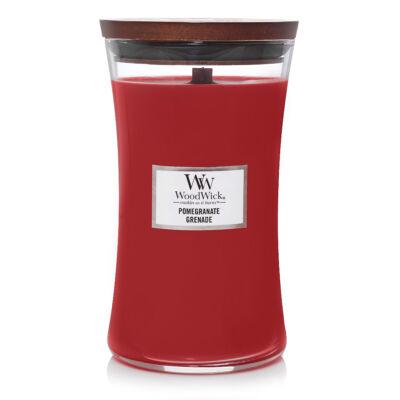 Pomegranate nagy üveggyertya
