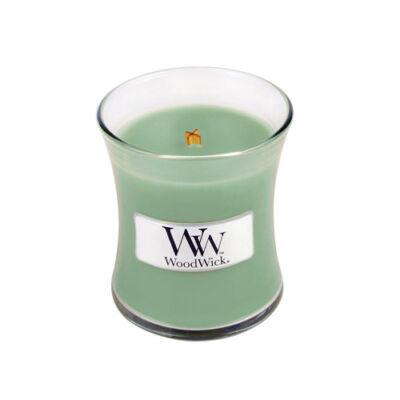 White Willow Moss kis üveggyertya