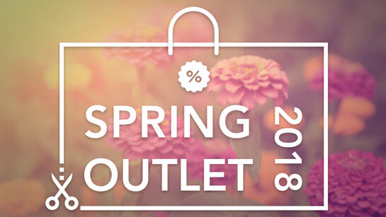 Spring Outlet 2018