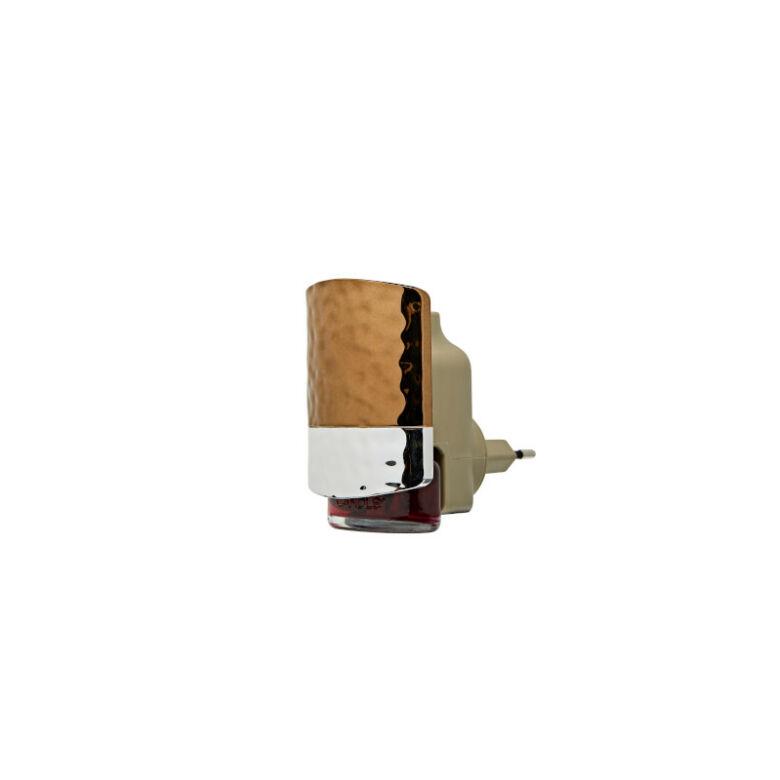 Hammered Copper & Silver elektromos légfrissítő