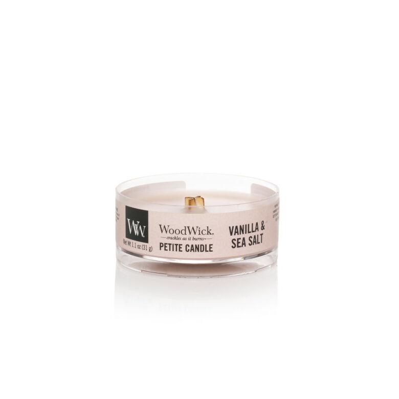 Vanilla & Sea Salt mintagyertya