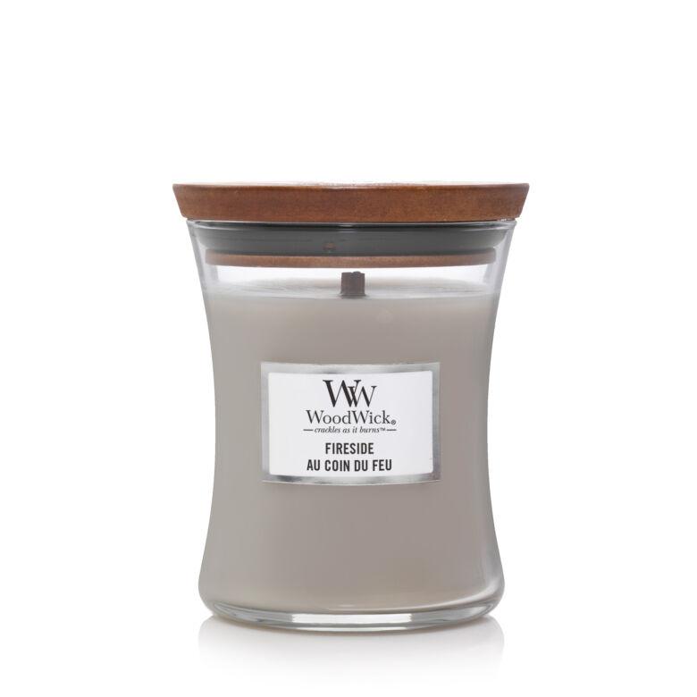Fireside kis üveggyertya